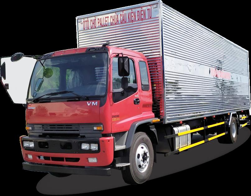FTR160SL9 thùng chở Pallet